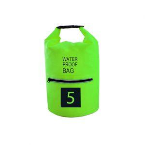 תיק ספורט אטום למים בנפח 5ליטרים