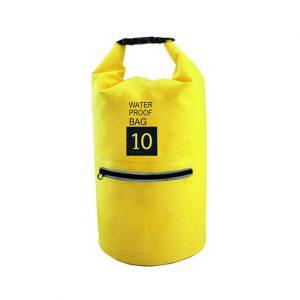 תיק ספורט אטום למים 10 ליטר